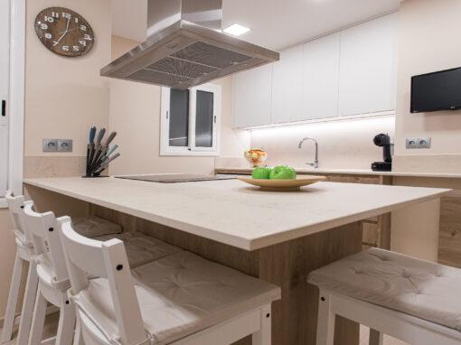 La Cocina como centro de la casa